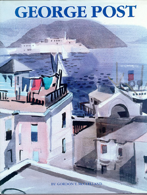 George Post - one of California's premier watercolor artists.