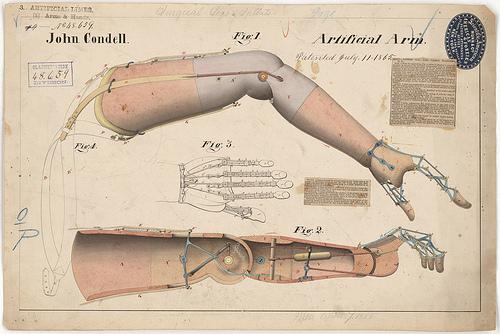 Scientific Illustration by John Condell